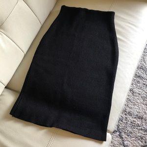 ⬇️Korean Boutique | Sweater Pencil Skirt